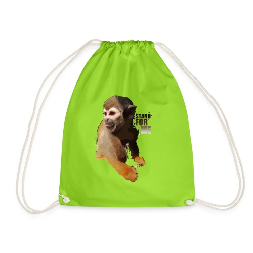 Stand for me - Drawstring Bag