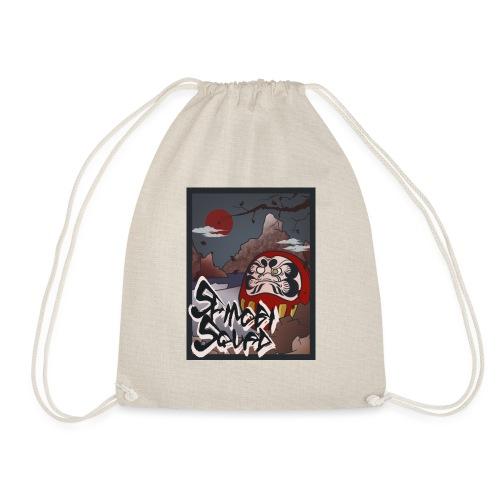 Way of the Shinobi - Drawstring Bag