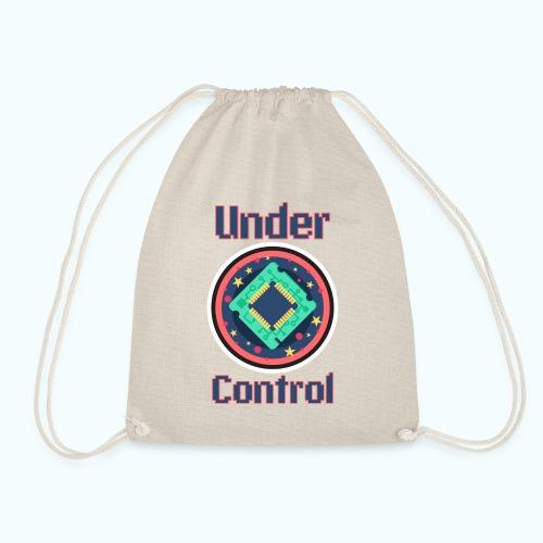 Under control - Drawstring Bag