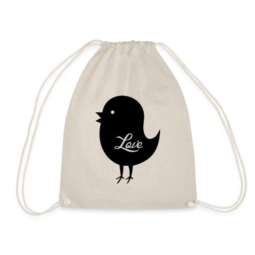 Birdie - Drawstring Bag