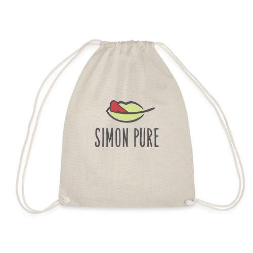 Simon Pure ❤ - Turnbeutel