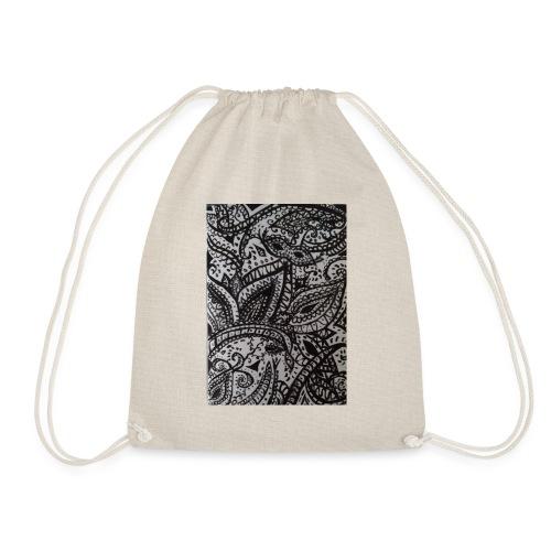 henna - Drawstring Bag