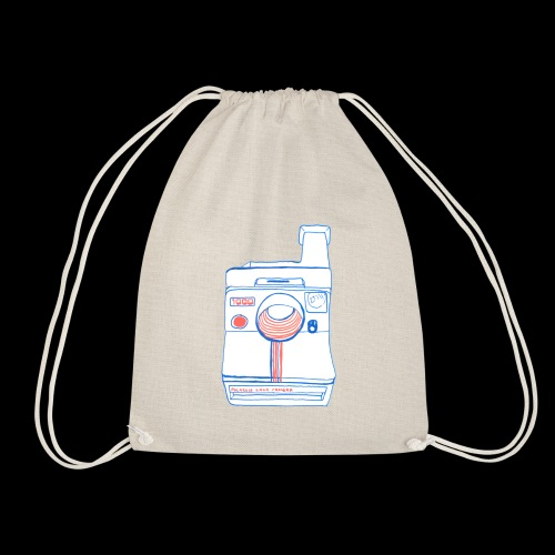 polaroid - Drawstring Bag