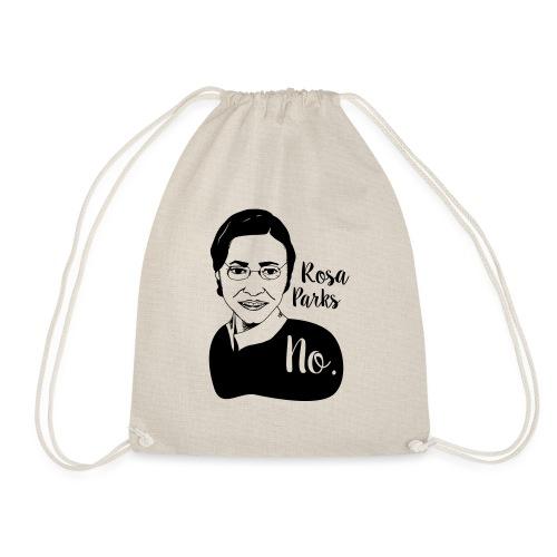 Rosa Parks - Drawstring Bag