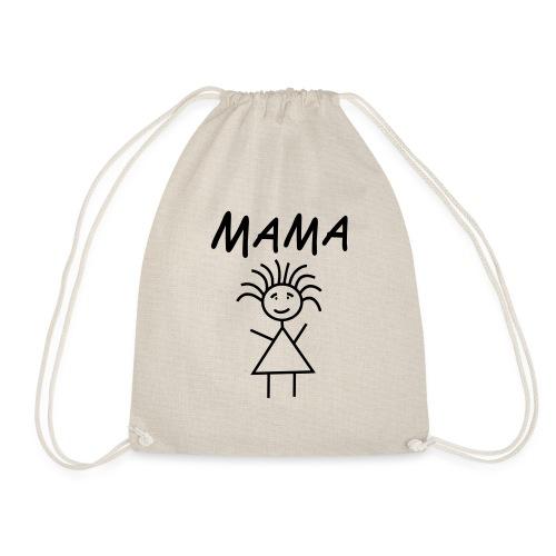 Mama by www.mamapapakind.spreadshirt.de - Turnbeutel