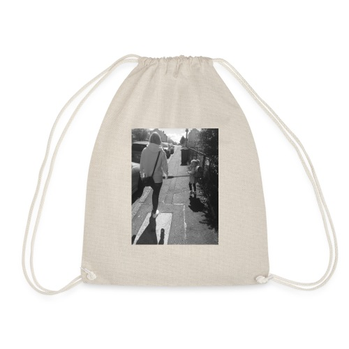 family - Drawstring Bag