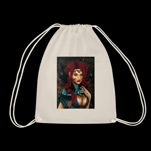 Nymph - Drawstring Bag