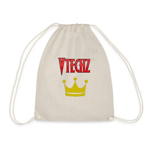 Vtechz King - Drawstring Bag
