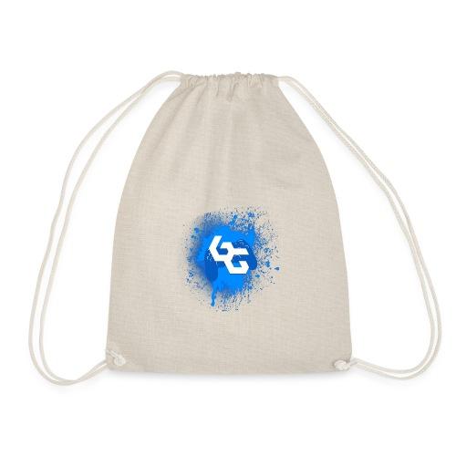 BatchGamingLogoXL - Drawstring Bag