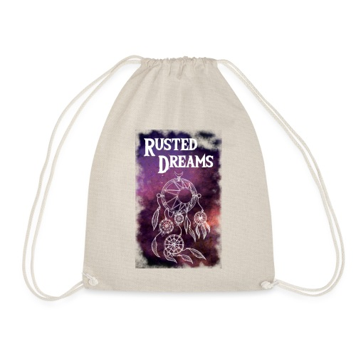 RUSTED DREAMS DreamCatcher logo - Sacca sportiva