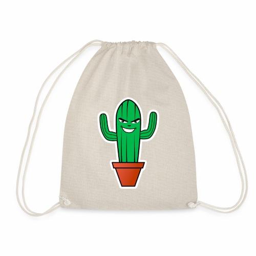 Cactus Hubert - Turnbeutel