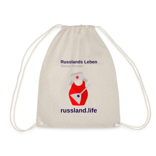 russland.LIFE Edition - Drawstring Bag