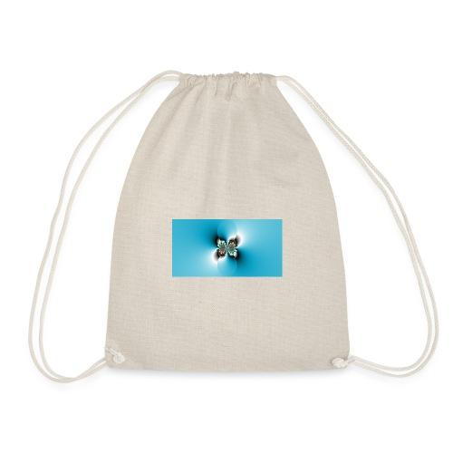 Fractal 4 - Drawstring Bag