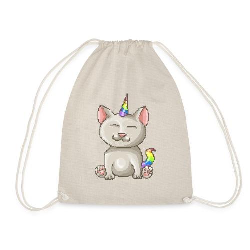 Kitty Unicorn - Turnbeutel
