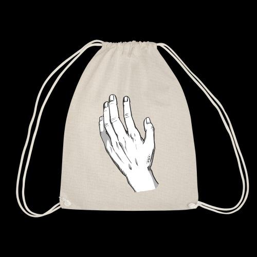 SAFE (male hand) - Mochila saco