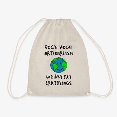 F*CK Your Nationalism - Turnbeutel