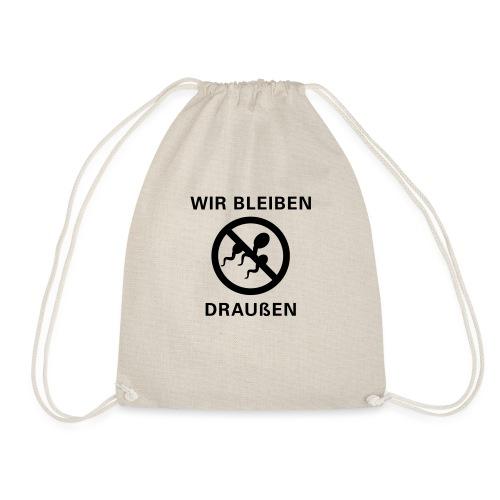 draussen_6x6 - Turnbeutel