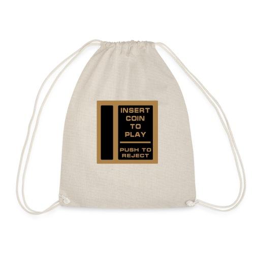Insert Coin-RB - Drawstring Bag