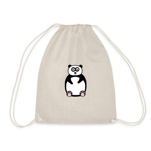 panda-png - Gymnastikpåse