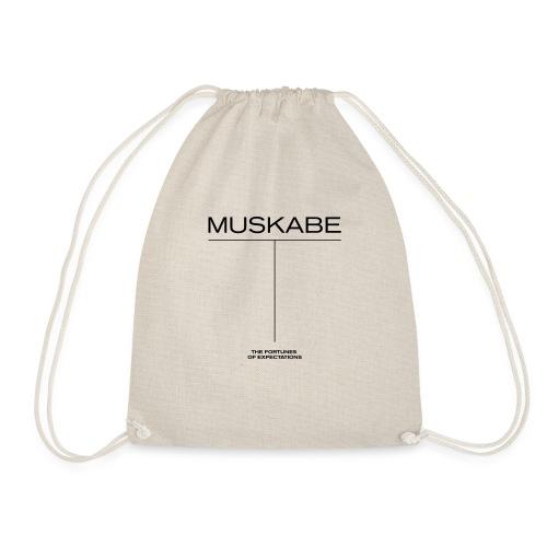 Muskabe-Shirt One - Turnbeutel