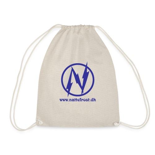 Nattefrost Logo. - Sportstaske