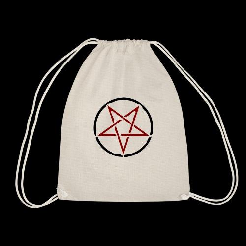 pentagram-158815_1280 - Turnbeutel