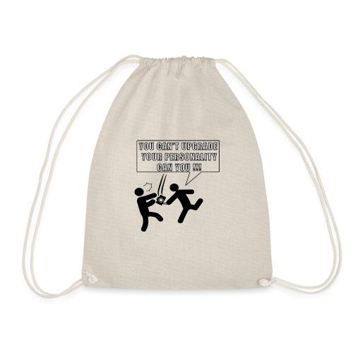 personality - Drawstring Bag