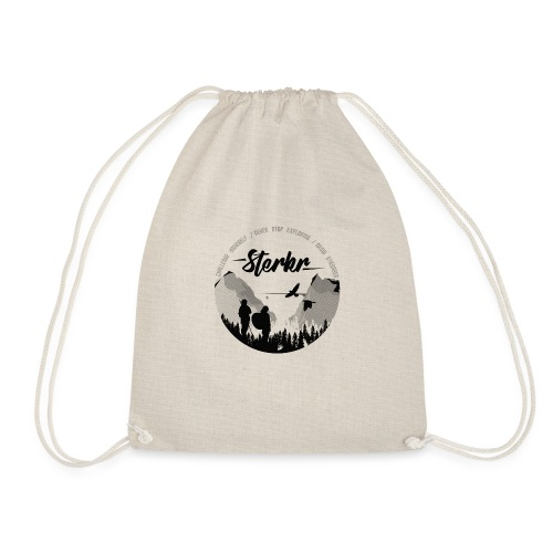 STERKR - Fjordview - Drawstring Bag