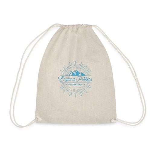 England Peakers Light blue - Drawstring Bag