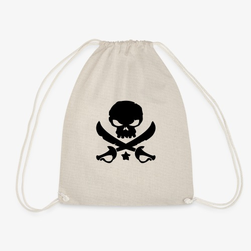 Pirate Destroy - Sac de sport léger