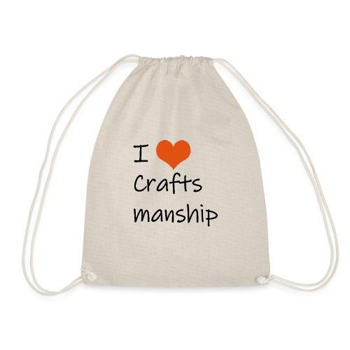 I Love Craft - Sac de sport léger