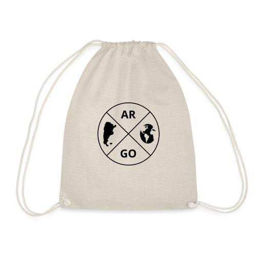 Logo Argo - Mochila saco