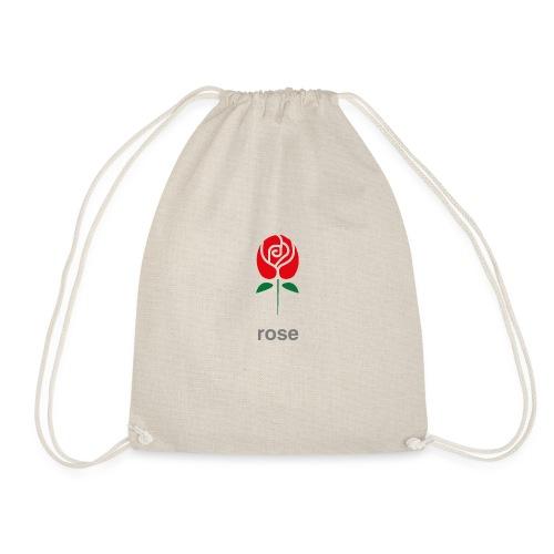 rose - Turnbeutel