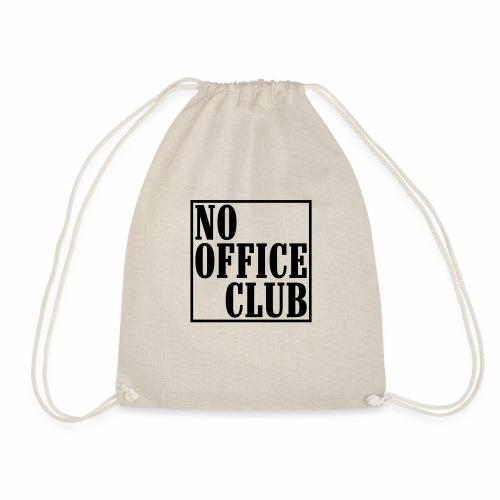 NoOfficeClubedgy - Turnbeutel