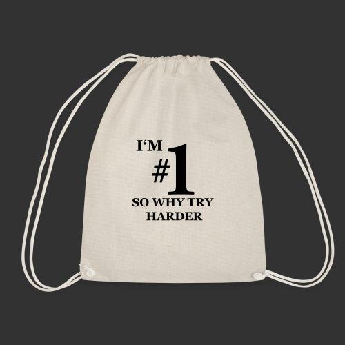 T-shirt, I'm #1 - Gymnastikpåse