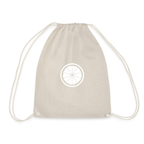 Seishinkai Karate Kamon white - Drawstring Bag