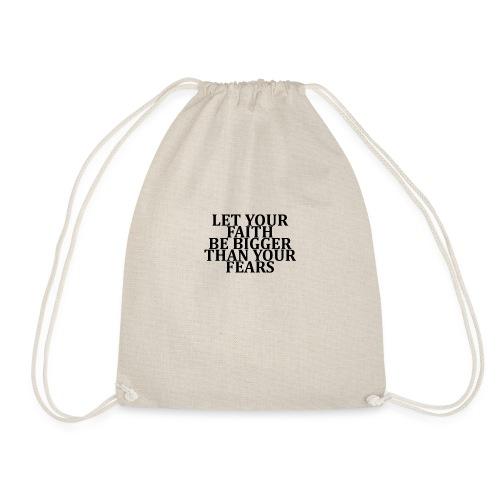 text-gif - Drawstring Bag