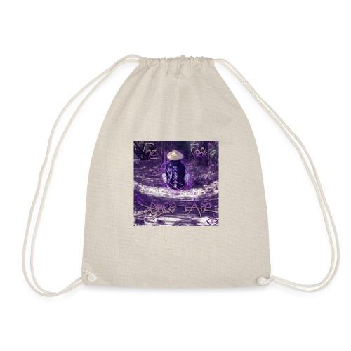 the first sense tape jpg - Drawstring Bag