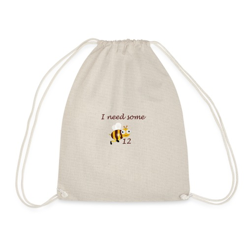 B12 deficiency - Drawstring Bag