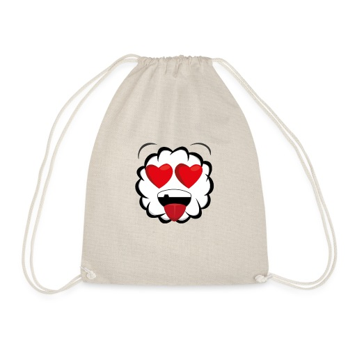 PKS Sheep Love - Turnbeutel