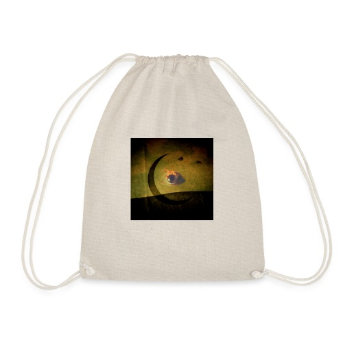 Dreamless by Dave Foster - Drawstring Bag