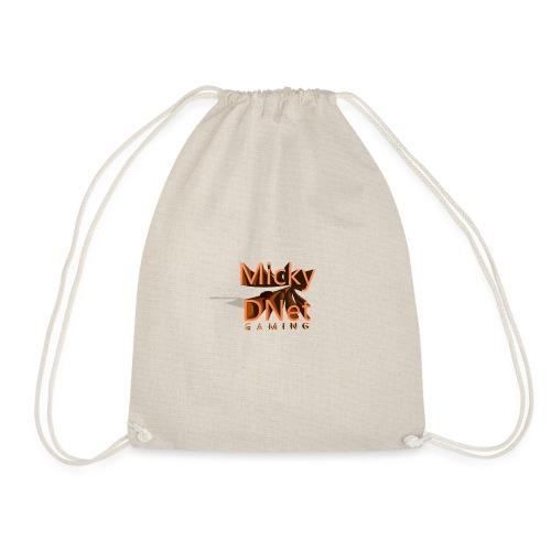 TestLogo - Drawstring Bag