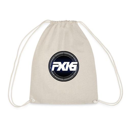 Snapback Hat-Youtube Logo - Drawstring Bag