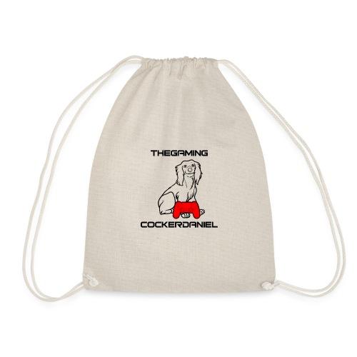 The Gaming Cockerdaniel - Drawstring Bag