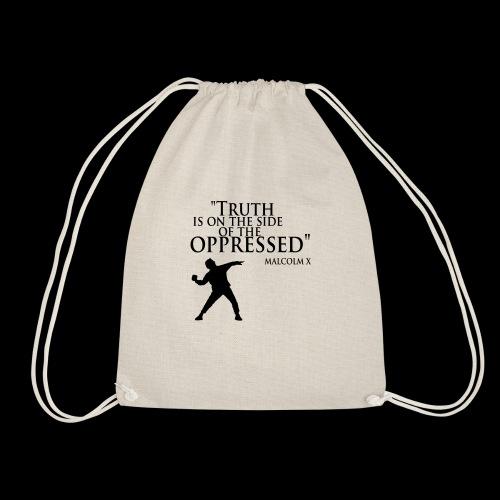 Truth X - Drawstring Bag