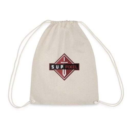SupPixel Shirt - Drawstring Bag