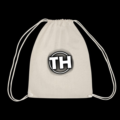 Men's TankTop - TooHard Logo 5 - Drawstring Bag