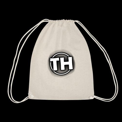 Men's TankTop - TooHard Logo 5 - Drawstring Bag