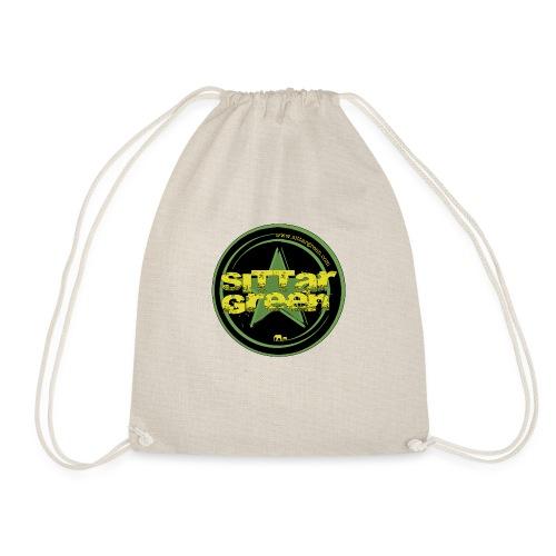 Sittar T-Shirt (Green cilcle) - Mochila saco