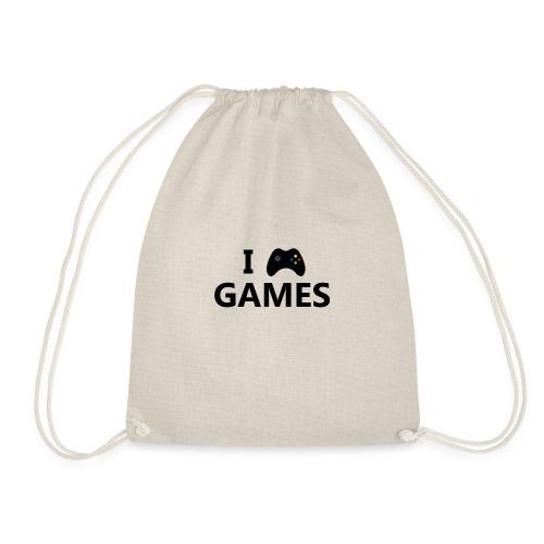 I Love Games 3 - Mochila saco